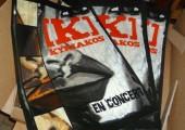 Affiches Kyriakos en concert