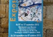 Bâche Expo Mail Art & Poésie
