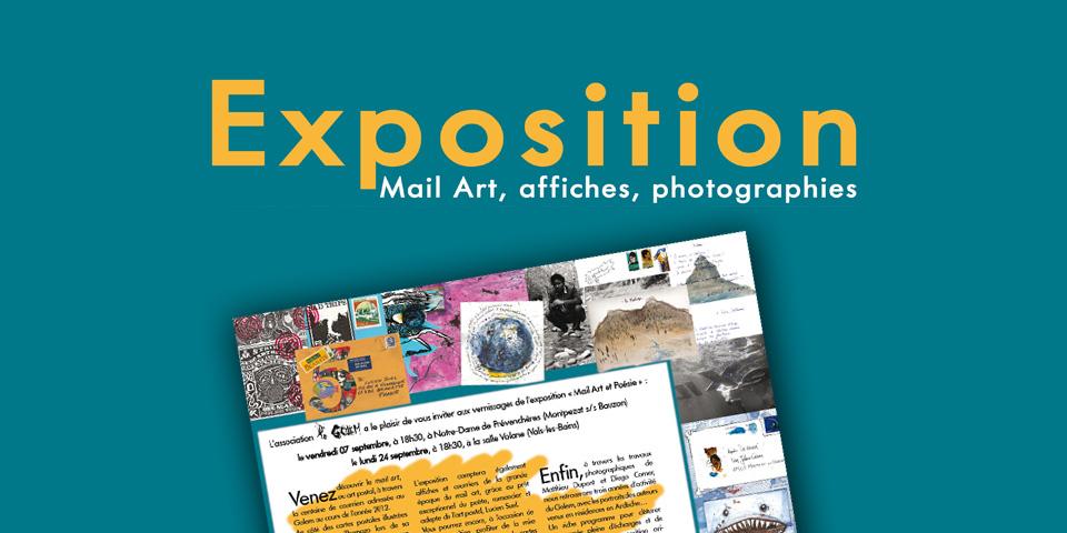 Mail Art et Poésie