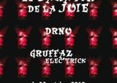Affiche concert Rock & Pouzzolâne