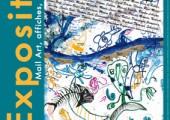 Affiche Expo Mail Art & Poésie
