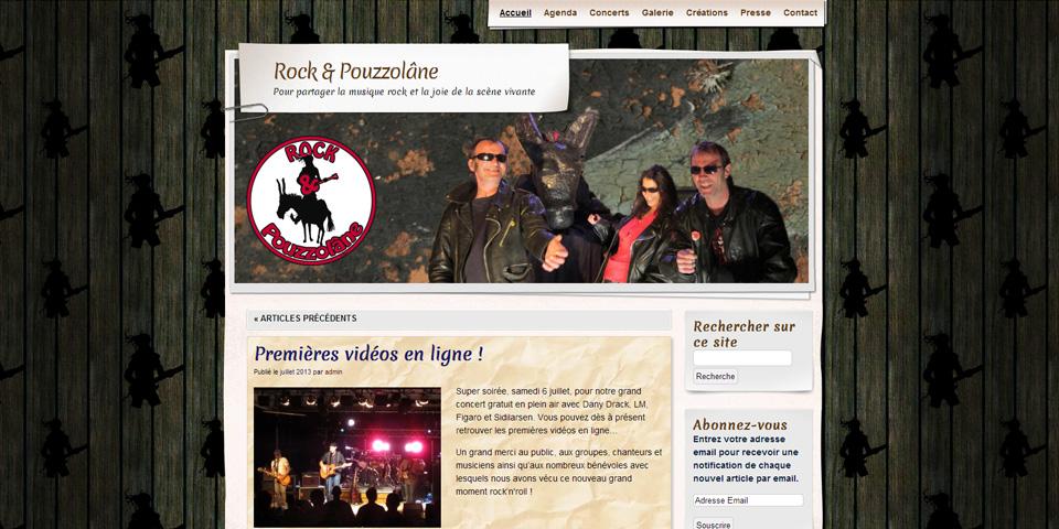Rock & Pouzzolâne