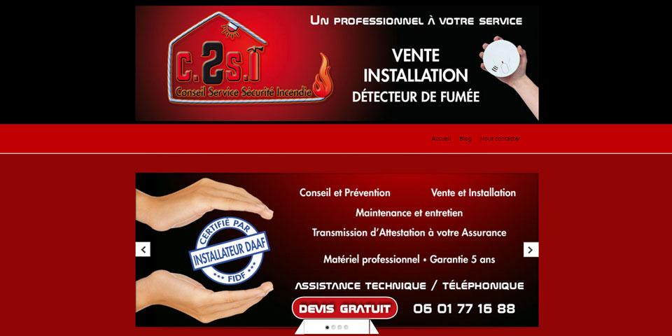 C2SI, Conseil Service Sécurité Incendie