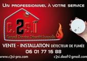 C2SI, carte de visite