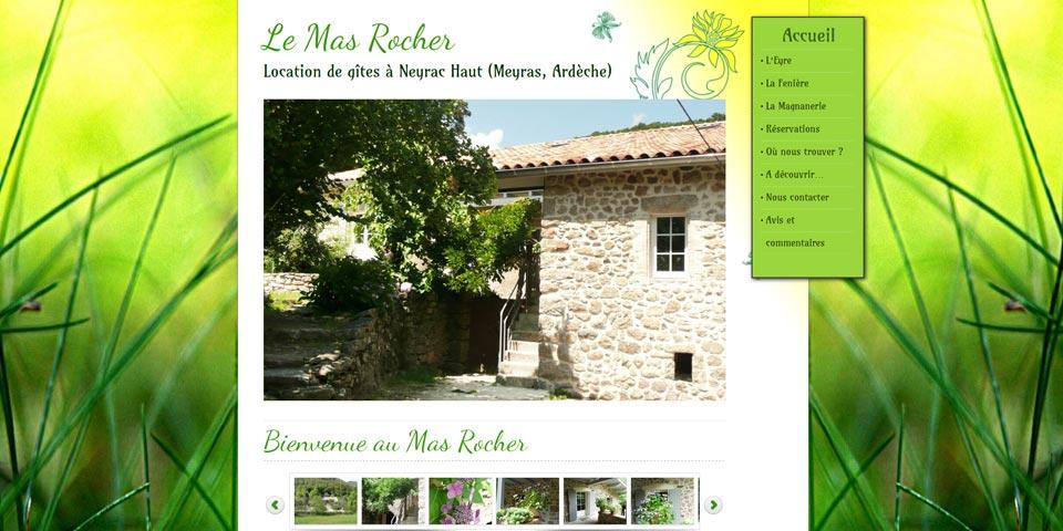 Le Mas Rocher